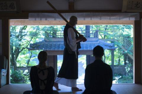10月の坐禅会 (朝・昼) は 10月20日土曜日です