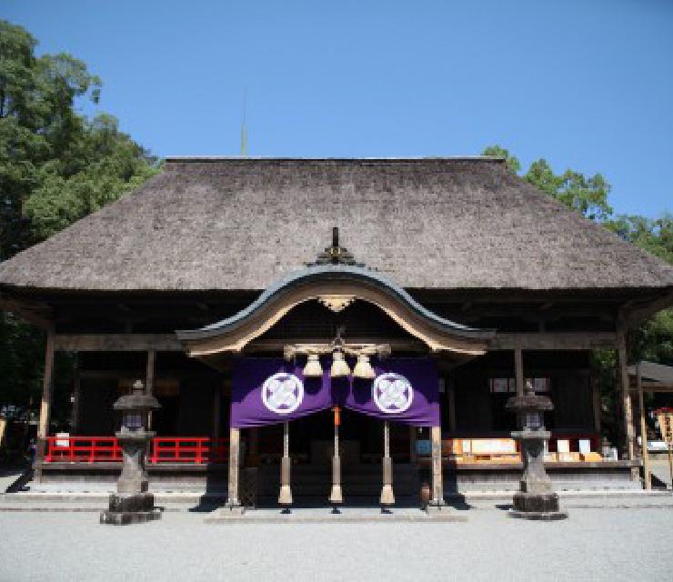 熊本県内初の国宝 青井阿蘇神社
