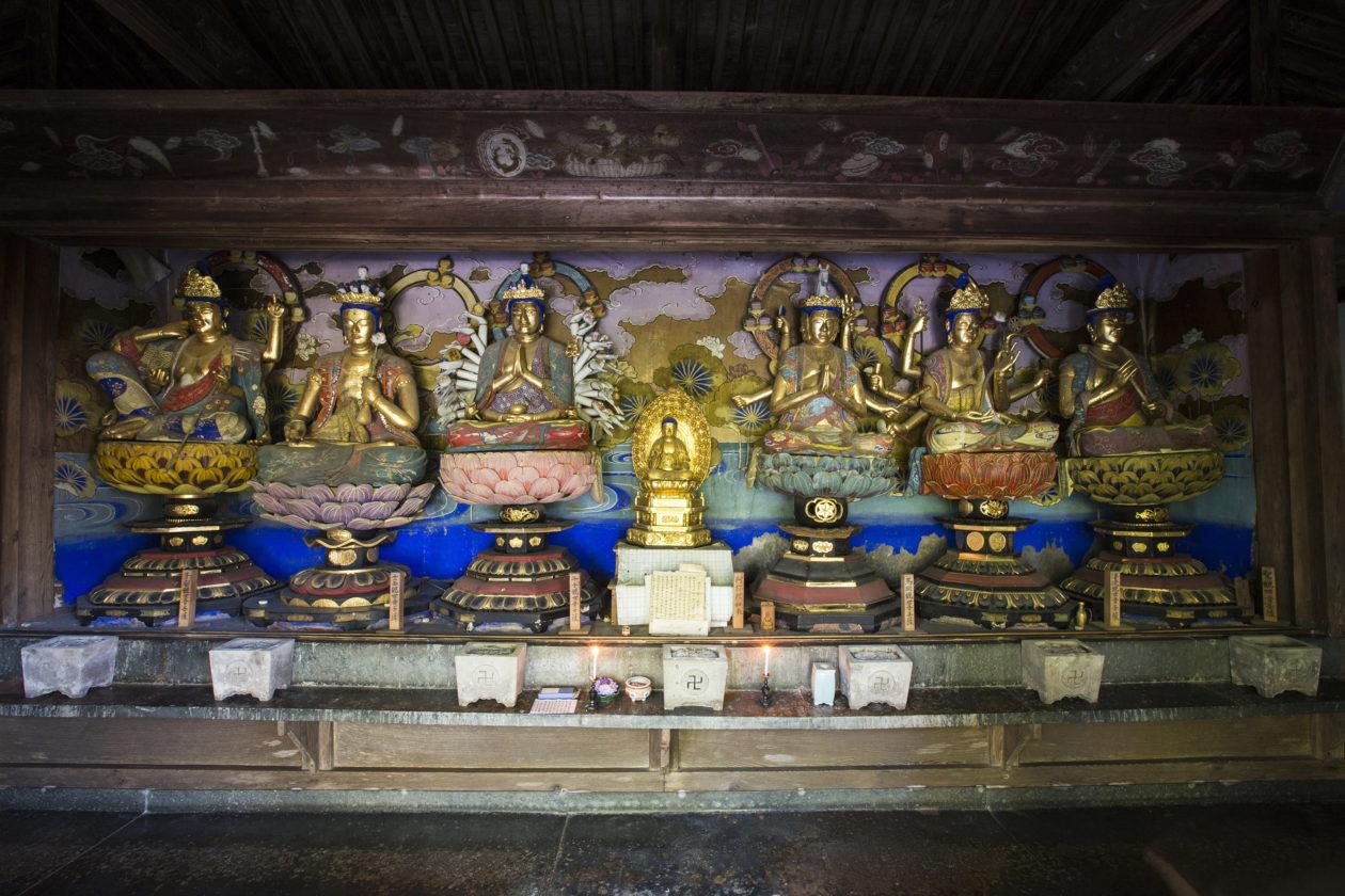 新宮禅寺六観音像